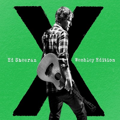 Ed Sheeran X (Deluxe Version) (CD)