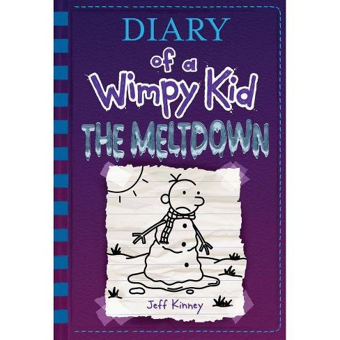 Meltdown Diary Of A Wimpy Kid By Jeff Kinney Hardcover Target
