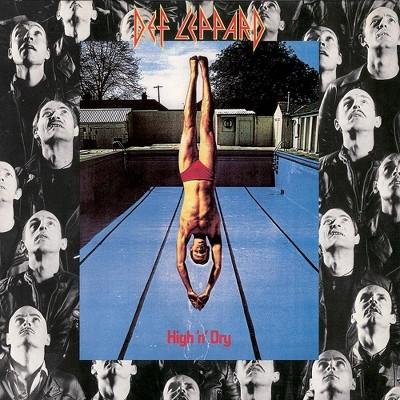 Def Leppard - High N Dry (LP) (Vinyl)