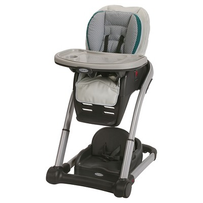 Graco Blossom 6-in-1 Seating System Convertible High Chair - Sapphire