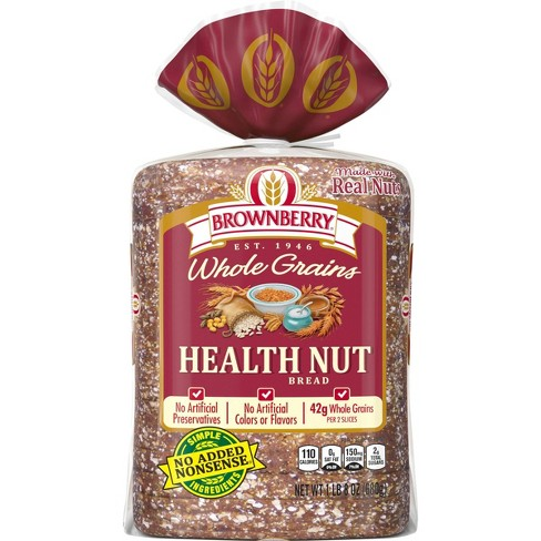 Brownberry Health Nut Bread - 24oz - image 1 of 4
