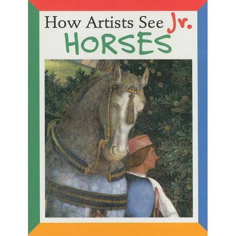 How Artists See Jr. - (How Artists See JR.) by  Colleen Carroll (Board_book) - image 1 of 1