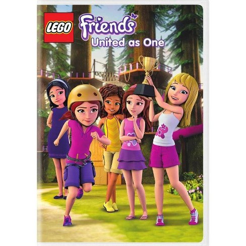 Lego Friends: United As One (DVD) - image 1 of 1