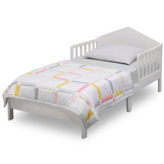 Delta Children Homestead Toddler Bed - Bianca White