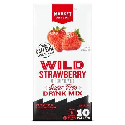 Powdered Drink Mixes: Market Pantry Sugar Free Energy Drink Mix