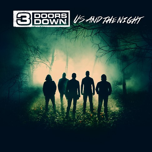 3 Doors Down - Us And The Night (Vinyl) - image 1 of 1
