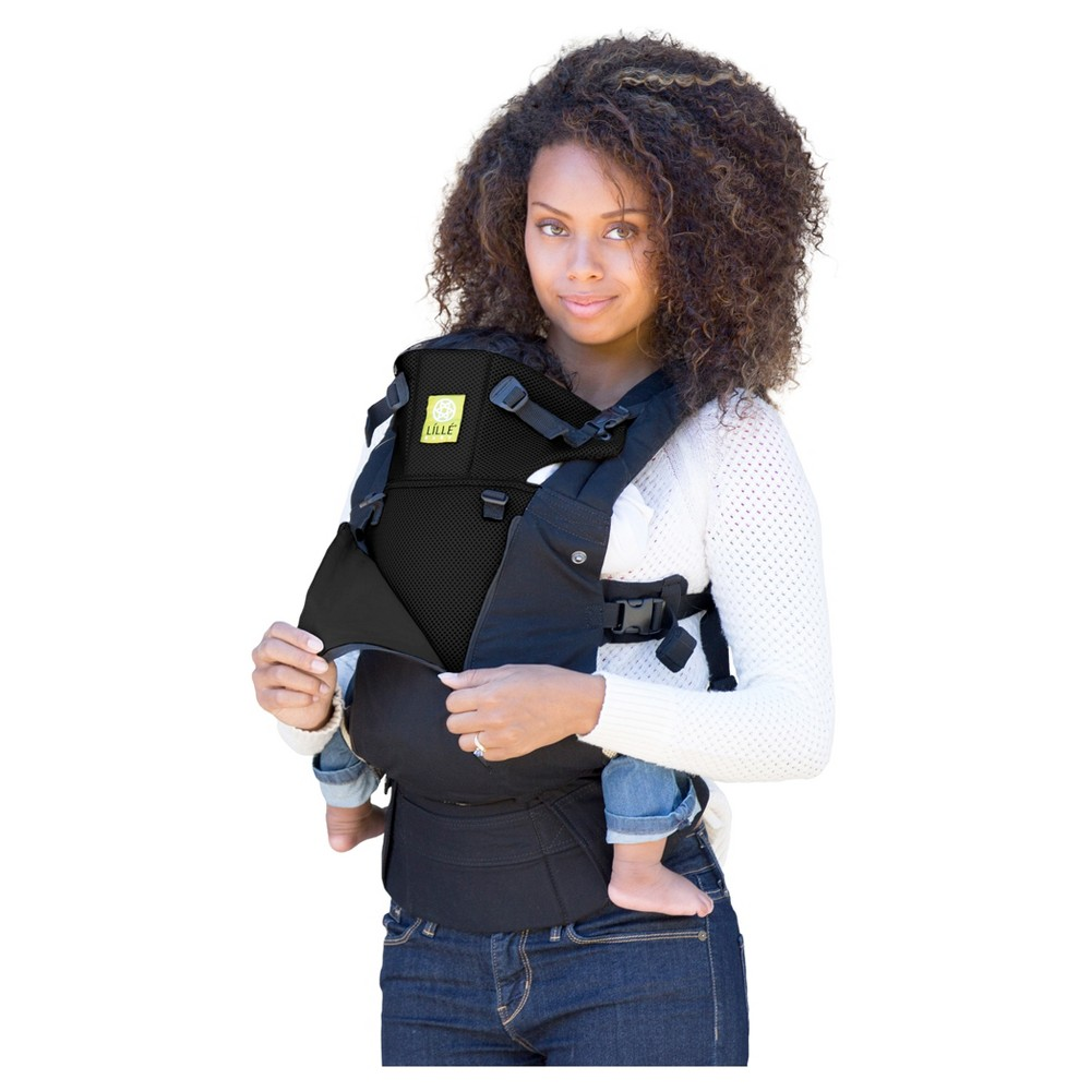 Image of LILLEbaby Complete All Seasons Carrier - Black