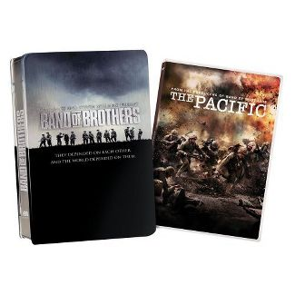 Band of Brothers/The Pacific Sampler (Widescreen)