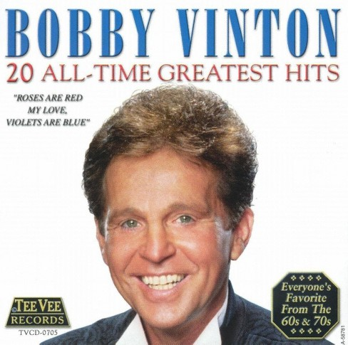 Bobby vinton - 20 all-time greatest hits (CD) - image 1 of 1