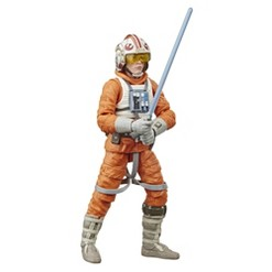Star Wars The Black Series Luke Skywalker (Snowspeeder) Collectible Figure
