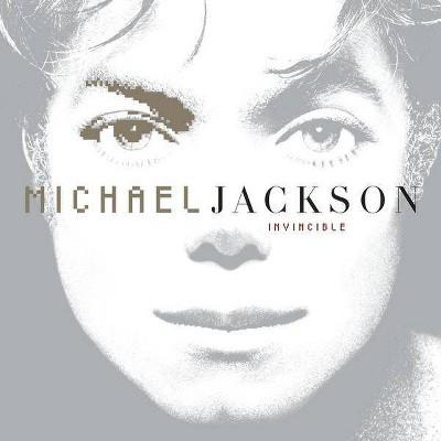 Michael Jackson - Invincible (CD)