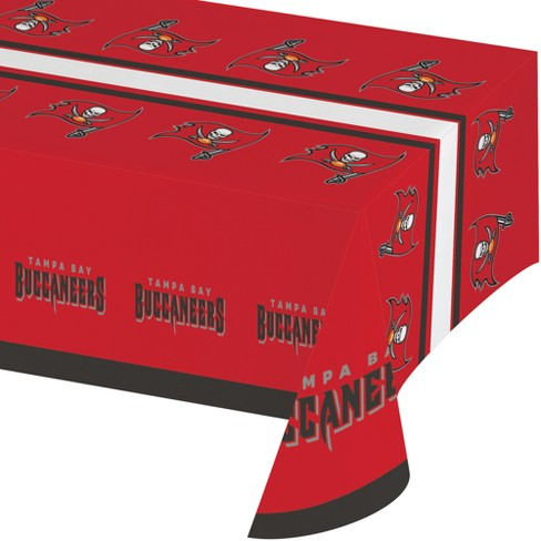 Tampa Bay Buccaneers Plastic Tablecloth - image 1 of 1