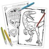 Jurassic World Coloring Book with Brush Tip Markers - image 3 of 3