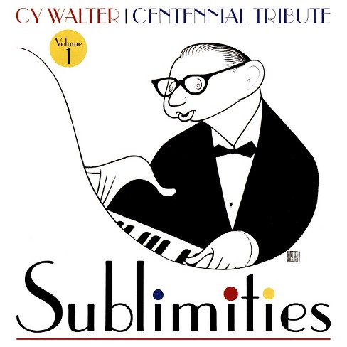 Cy walter - Sublimities:Vol 1 (CD) - image 1 of 1
