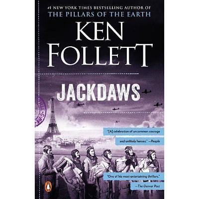 Jackdaws - by  Ken Follett (Paperback)