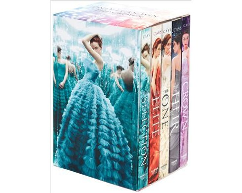 Selection : The Selection / The Elite / The One / The Heir / The Crown -  by Kiera Cass (Paperback) - image 1 of 1