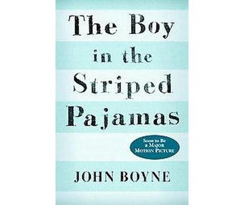 The Boy in the Striped Pajamas (Reprint) (Paperback) by John Boyne - image 1 of 1