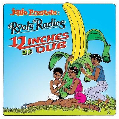 Roots Radics - Junjo Presents: Roots Radics - 12 Inches of Dub (CD)