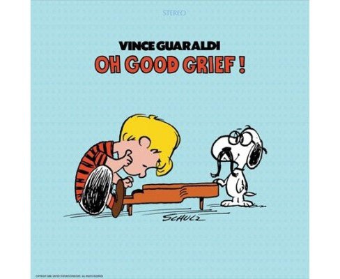 Vince Guaraldi - Oh Good Grief (Vinyl) - image 1 of 1