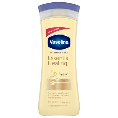Vaseline Intensive Care Essential Healing Lotion - 10oz