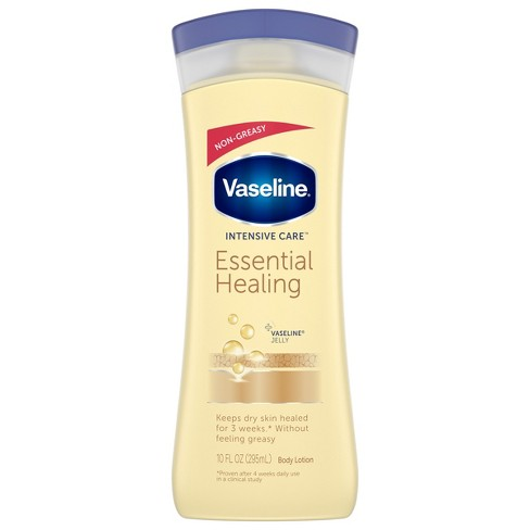 Vaseline Intensive Care Essential Healing Lotion 10 oz - image 1 of 4