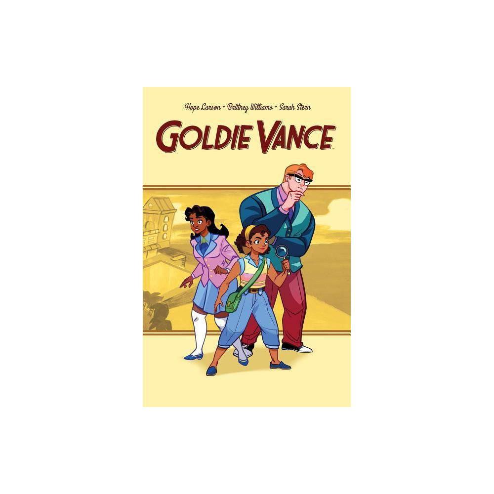 Goldie Vance Vol 1 Volume 1 By Hope Larson Paperback