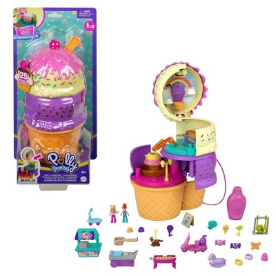 Polly Pocket Spin 'n Surprise Compact Playset