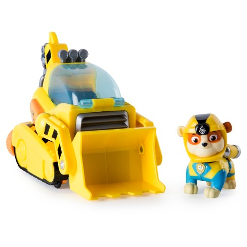 Paw Patrol - Rubble's Transforming Sea Patrol Vehicle - image 1 of 6