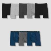 Deals on 20 Hanes Men's Comfort Soft Boxer Briefs +12 Xtemp Boxer