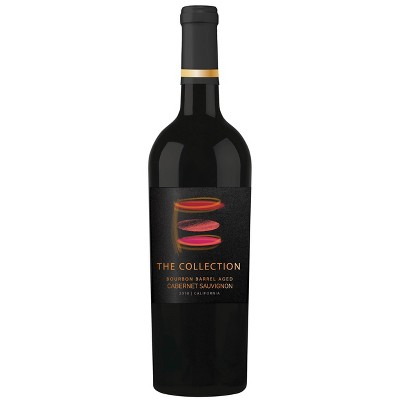 Bourbon Barrel Aged Cabernet Sauvignon Red Wine - 750ml Bottle - The Collection