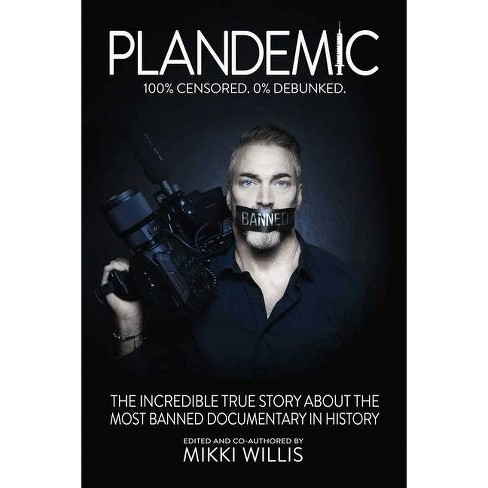Plandemic - by  Mikki Willis (Hardcover) - image 1 of 1