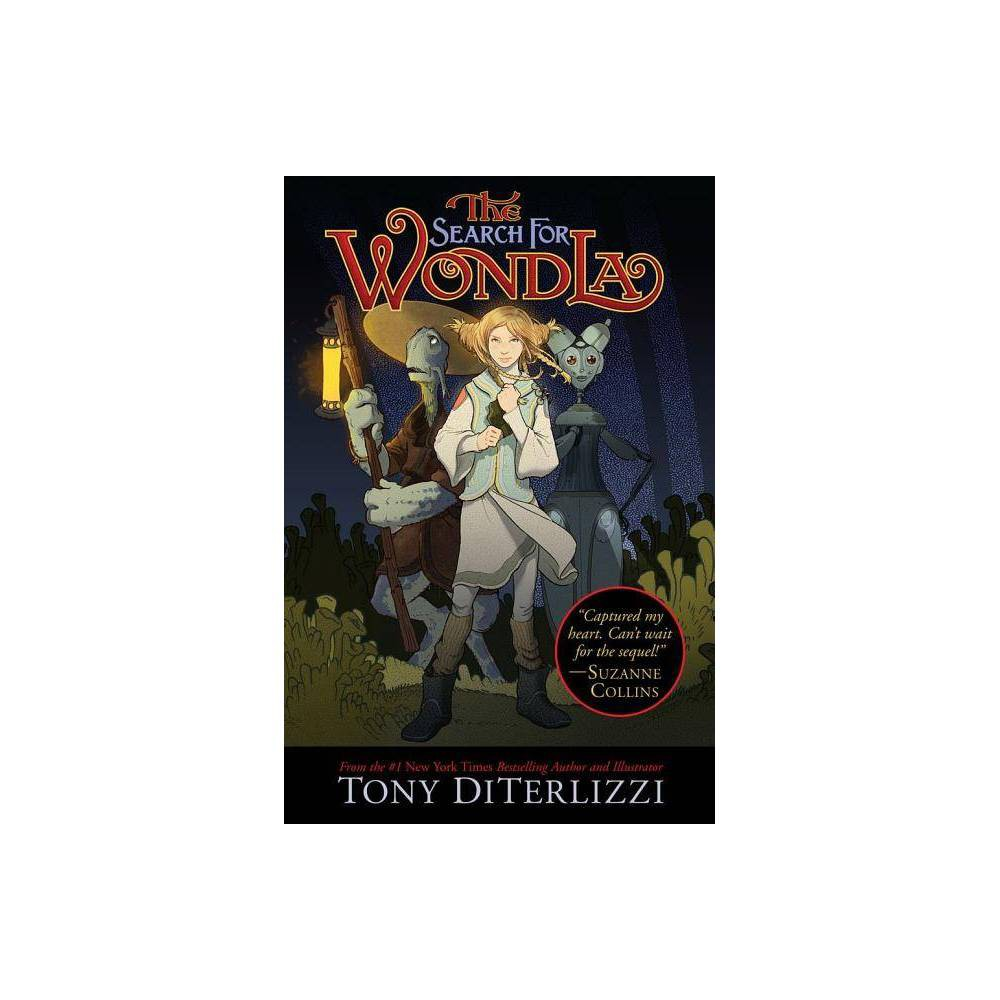 The Search For Wondla Book 1 Search For Wondla Paperback By Tony Diterlizzi Paperback