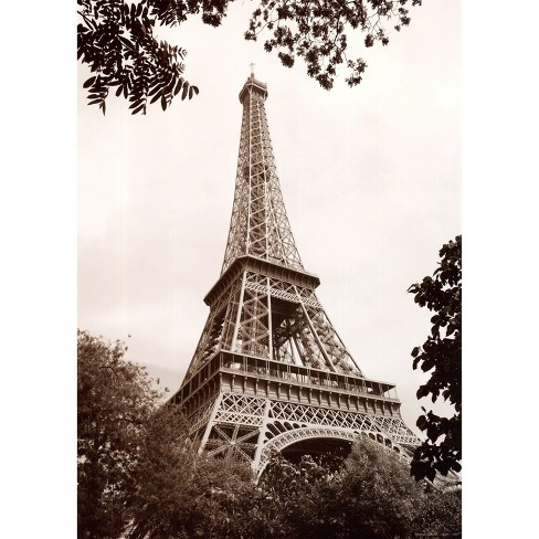 Art.com - Eiffel Tower in Spring - image 1 of 2