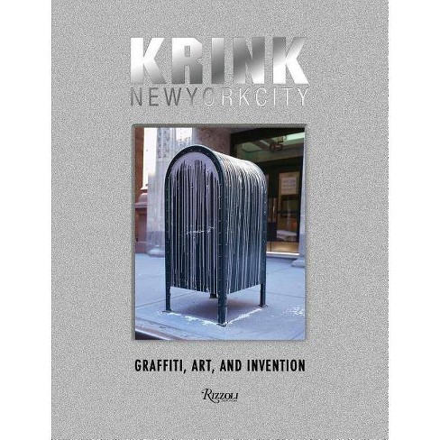 Krink New York City - by  Craig Costello (Hardcover) - image 1 of 1