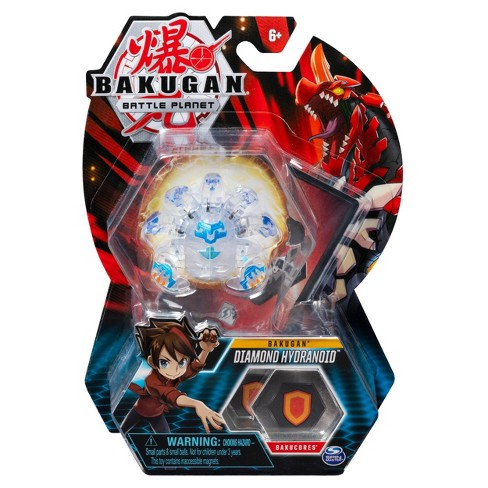"""Bakugan Diamond Hydranoid 2""""Collectible Action Figure and Trading Card - image 1 of 4"""
