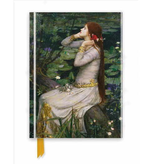 Waterhouse : Ophelia - Foiled Journal (New) (Hardcover) - image 1 of 1