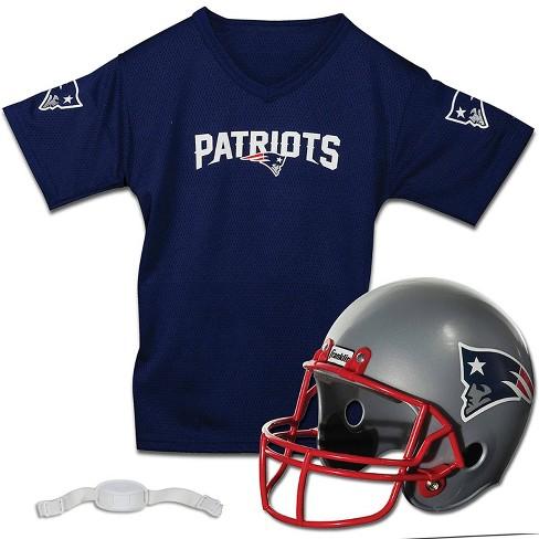 NFL New England Patriots Youth Uniform Jersey Set