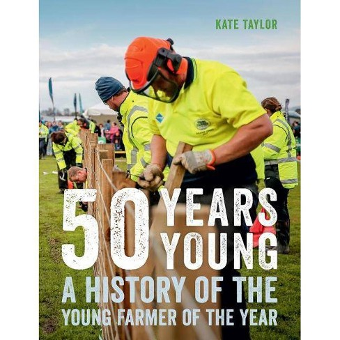 50 Years Young - by  Kate Taylor (Paperback) - image 1 of 1