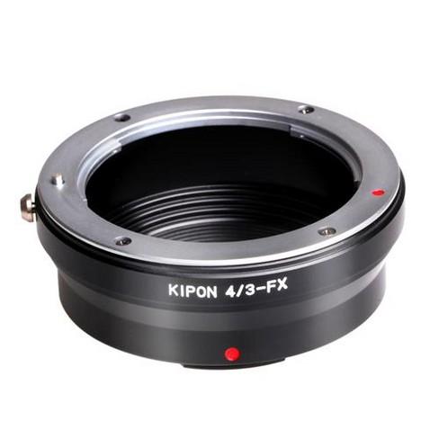 Kipon Four Thirds Lens to Fuji X Series Camera Lens Adapter - image 1 of 4