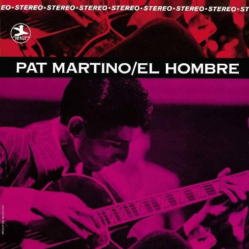 Pat Martino - El Hombre (Vinyl) - image 1 of 1