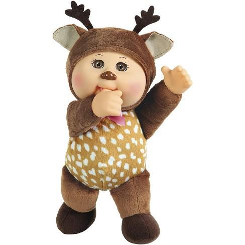 "Jazwares Cabbage Patch Kids Cuties Collection, Sage Deer Cutie Doll 9"" - image 1 of 3"
