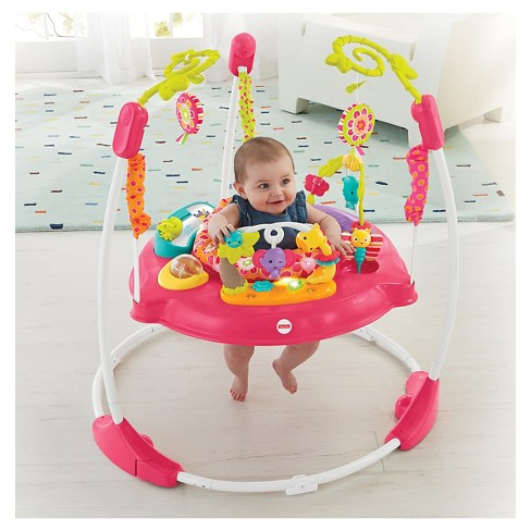 c2e30819a2a7 Fisher-Price Pink Petals Jumperoo™   Target