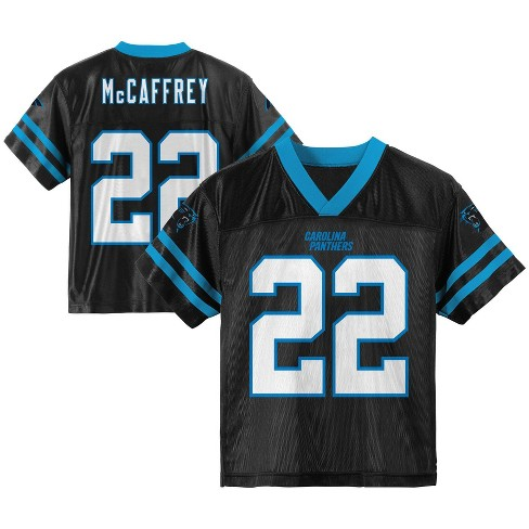 066a6d27 NFL Carolina Panthers Toddler Boys' McCaffrey Christian Jersey