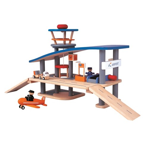 PlanToys® City Series Airport - image 1 of 1