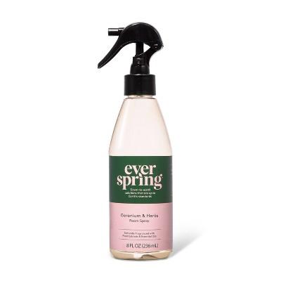 Room Spray - Geranium & Herbs - 8 fl oz - Everspring™