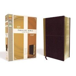 KJV, Reference Bible, Super Giant Print, Leather-Look