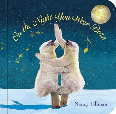 On the Night You Were Born - by Nancy Tillman (Hardcover)