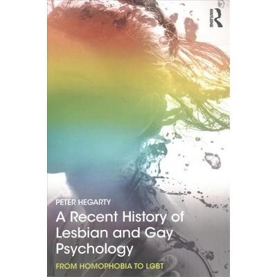 Gay And Lesbian Psychology
