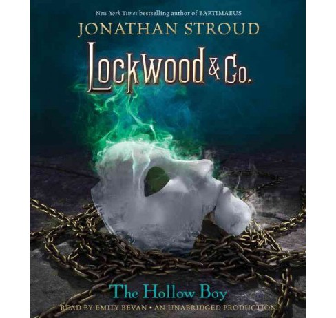 Hollow Boy : Library Edition (Unabridged) (CD/Spoken Word) (Jonathan Stroud) - image 1 of 1