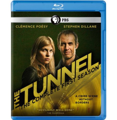 Tunnel:Season one (Uk edition) (Blu-ray) - image 1 of 1
